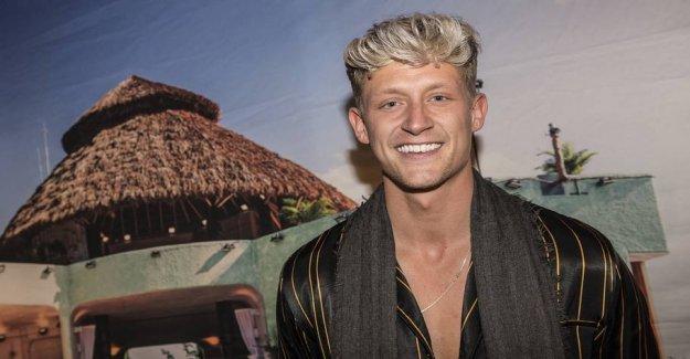 The Danish pop star has lost a million