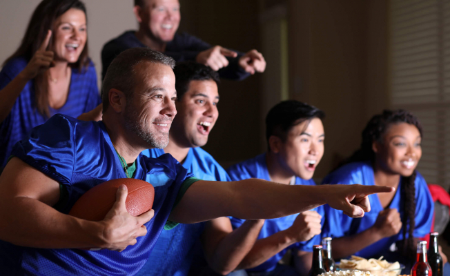 How to Make Watching Sports with Your Mates Even Better