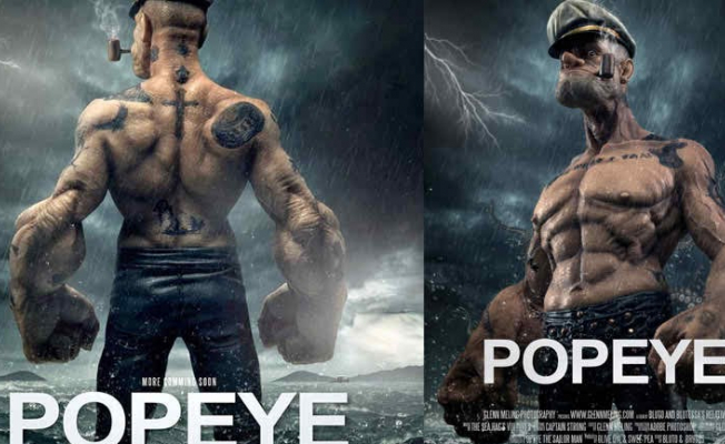 "The ""Popeye"" Movie Is Finally Happening"