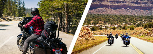 Things to Carry In Your Saddlebags for the Next Motorcycle Road Trip