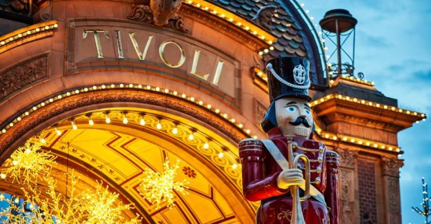 Will you in Tivoli? Now you need to book a time
