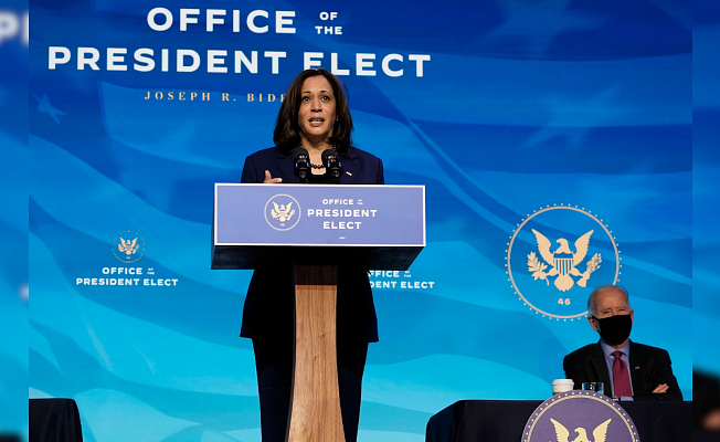 Kamala Harris could preside over Trump impeachment trial if John Roberts does Not