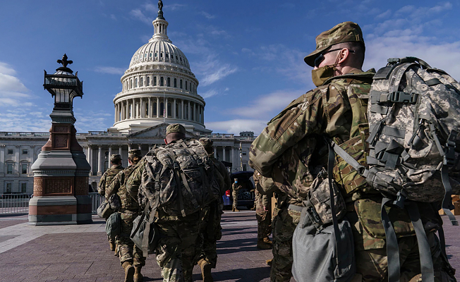 National Guard break Period in Capitol-area parking gets lawmakers fuming