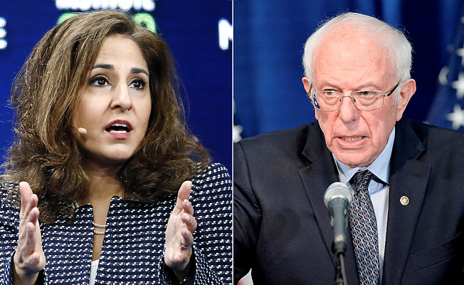 Sanders dodges questions on If he Will Affirm rival Neera Tanden for OMB