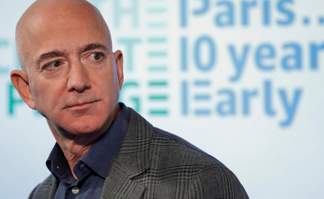 Amazon CEO Jeff Bezos Can step down Without Even stepping away