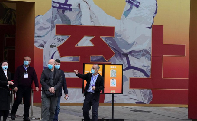 AP Interview: China Awarded WHO team Complete access in Wuhan