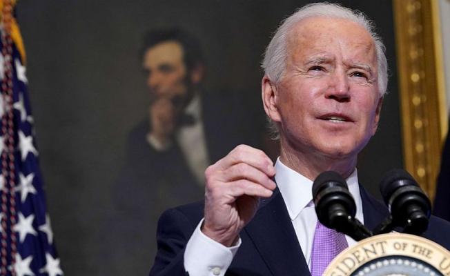 Biden takes Drive for COVID relief Program outside Washington