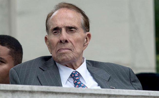 Former Sen. Bob Dole Admits That he has stage 4 lung cancer