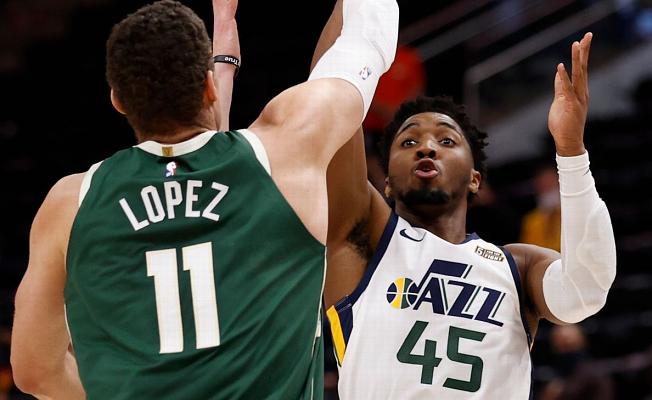 Milwaukee Bucks' Giannis Antetokounmpo calls Utah Jazz'Greatest Staff in the West'