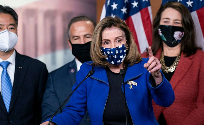 Pelosi Declares Programs for 9/11 Commission-style panel to Research Capitol riot