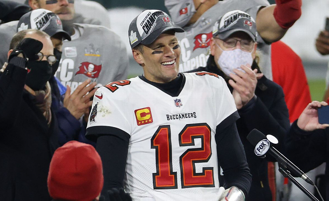 Tampa Mayor makes Lively push to rename Town'Tompa Bay' if Buccaneers win Super Bowl