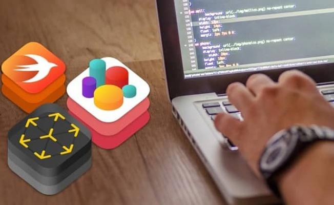 Complete ARKIT 2.0 : Build 15 Apps For IOS12 With Scenekit