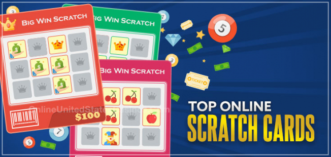 How to Play Scratchcards Online