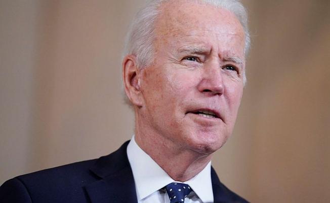 Biden, Harris Talk about the Chauvin verdict