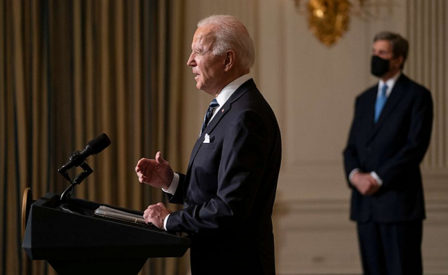Biden seeks to reestablish US leadership on climate with Earth Day summit