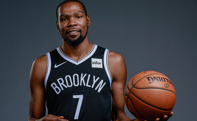 Kevin Durant Exposed to'KD sucks' chants as Nets fall to 76ers