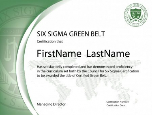 Why Having a Six Sigma Certification Is So Important for Professionals