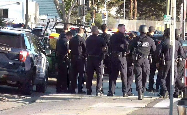 8 dead in shooting rail yard serving Silicon Valley