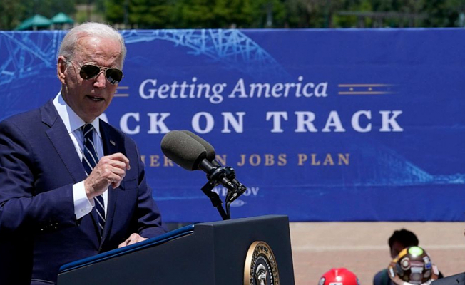 Biden Reacts to disappointing jobs report:'A long way to go'