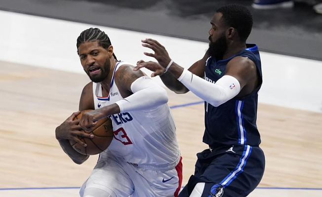 Clippers spoil Mavs' Celebration, 118-108, for back in series