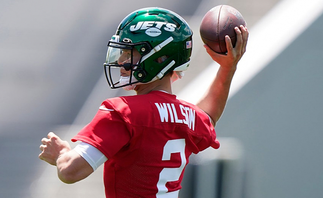 Jets' Zach Wilson still getting acclimated to New Jersey drivers:'Getting cut off about everywhere you go'