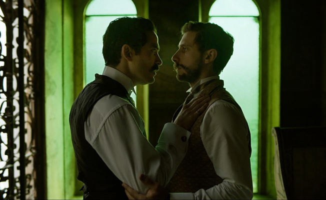 """""""Le Bal des 41"""", on Netflix: sad and beautiful gay waltz under the dark skies of Mexico"""