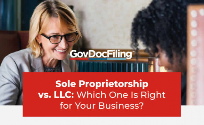 LLCs vs. Sole Proprietorships: Make Your Choice Now