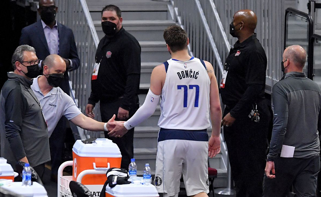 Luka Doncic Pitched after Flagrant 2 Filthy, Nevertheless one technical from suspension