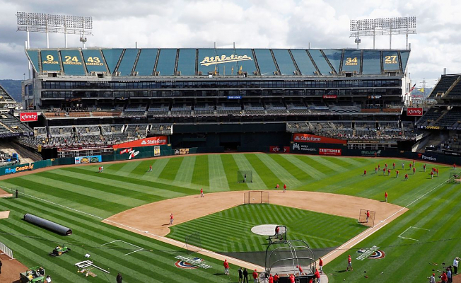 Oakland Athletics to Begin looking at Moving sources say