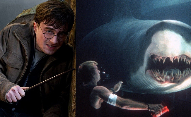 Top 11 Movies to Watch Free Open This Weekend (May 7-9): 'Harry Potter and the Deathly Hallows, Part 2', 'Deep Blue Sea' and More
