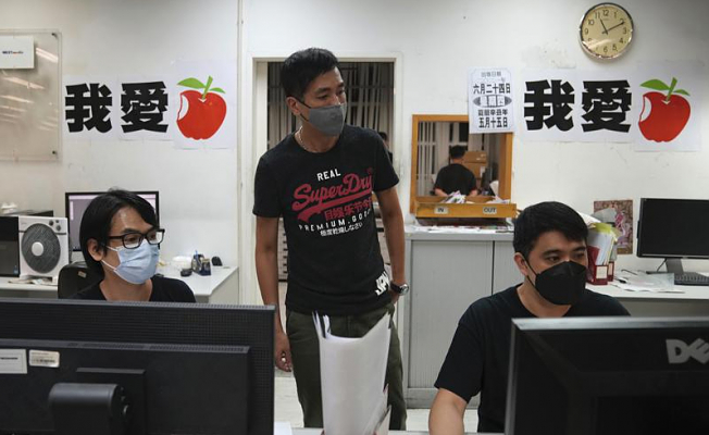 Apple Daily, the last pro-democracy Hong Kong newspaper, to be closed