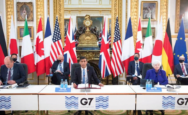 Big Tech Responds to G7 Minimal tax rate Bargain:'Important first step'