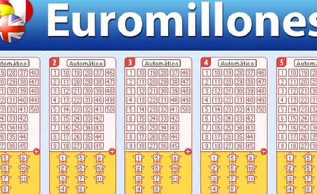 EuroMillions draw for Friday 18 June 2021: results