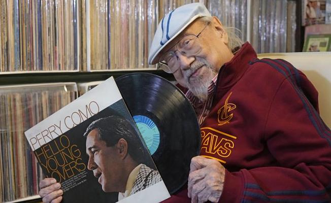 From the Beatles to Elton John: Oldest DJ's storied career