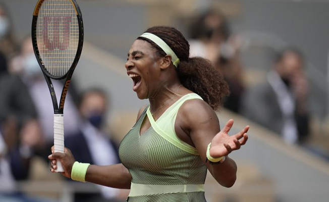 'It Is me':'' Williams urges herself to Divert deficit at French