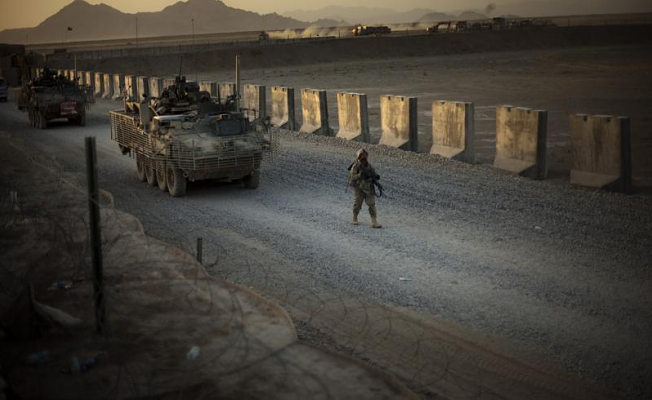 NATO leaders Bidding Emblematic adieu into Afghanistan at summit