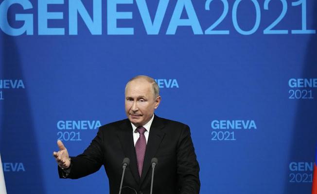 Putin's errant Asserts on cyberattacks, Jan. 6