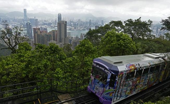 Remodeling Hong Kong's Peak Tram