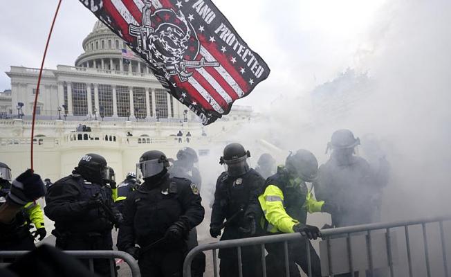 Senate report Particulars Wide failures around Jan. 6 Strike