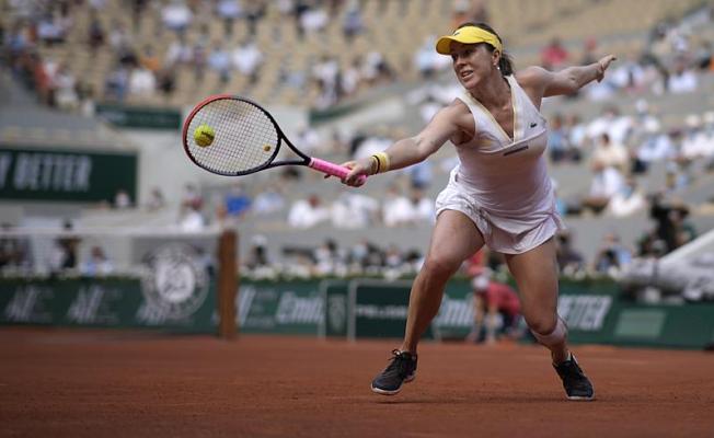The Newest: Pavlyuchenkova to 1st Slam SF at French Open
