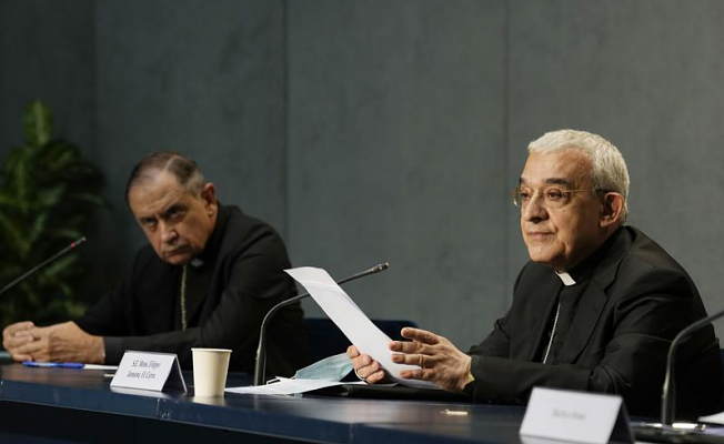 Vatican Legislation criminalizes Misuse of adults from priests, laity