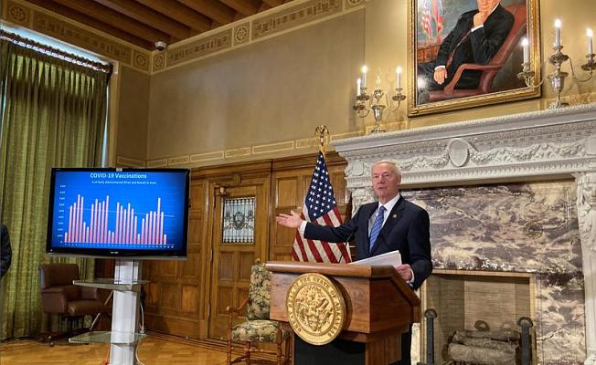 Arkansas Governor contemplates the future of Trumpian GOP