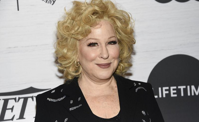 Bette Midler and Berry Gordy are among the new Kennedy Center honorees
