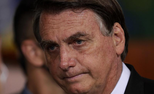 Bolsonaro follows Trump's lead and clouds the vote with fraud claims