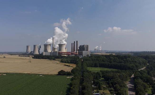 Floods fuel the climate debate in Germany's election campaign