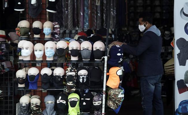 Guidance: Mask sales rebound after surge