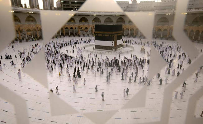 Hajj transforms in Mecca by virus and the future of the pilgrimage