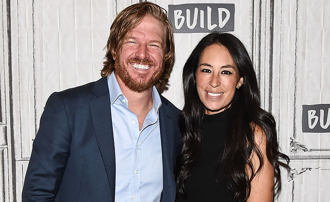 Joanna Gaines and Chip celebrate Magnolia Network's launch in NYC with a feast
