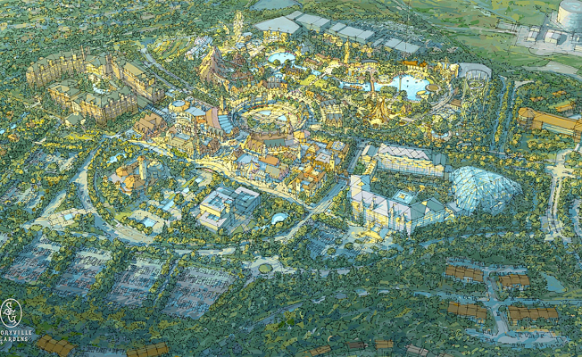 Nashville is getting a book-based theme park to encourage reading