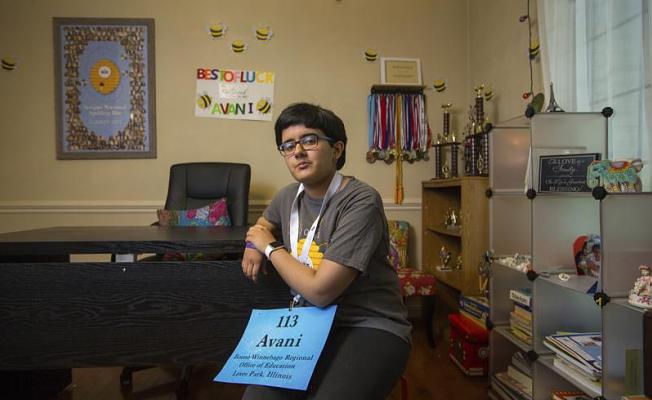 National Spelling Bee stalwarts endure a 2-year gap